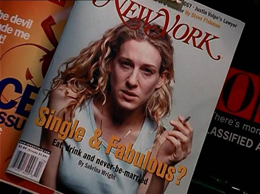 bradshaw single girls No one captures the lives of the lovelorn and the love-seeking in new york city better than columnist carrie bradshaw does as fodder for her column, single and fabulous carrie looks to the experiences of her best friends and her own never shying away from difficult or delicate subjects, carrie has .